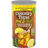 Country Time Half Lemonade & Half Iced Tea Drink Mix (82.5 oz Canister)