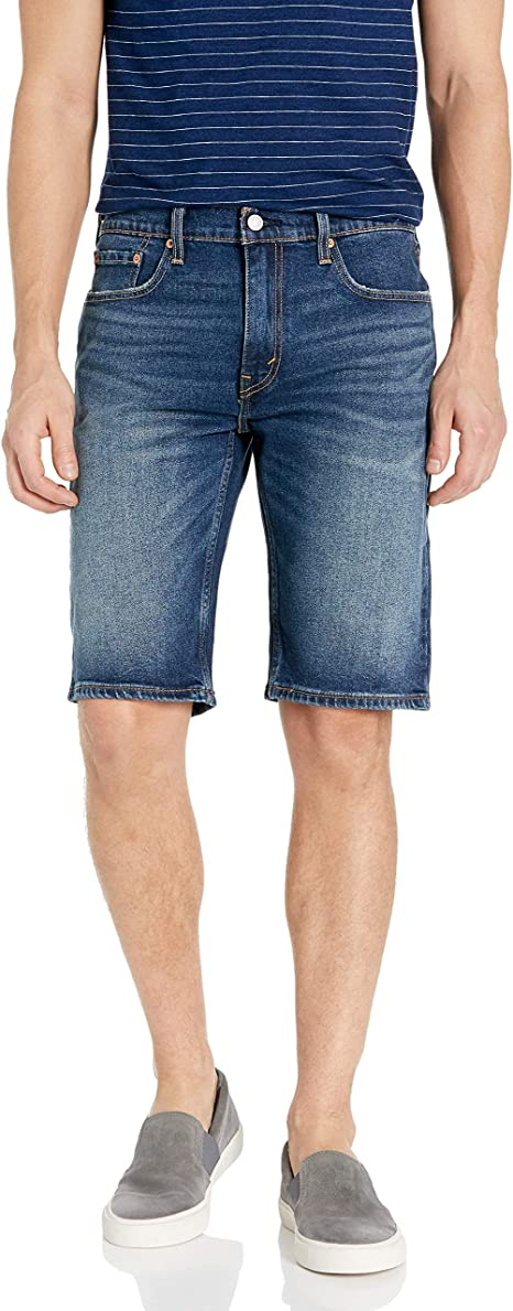 Levi's Men's 502 Long Regular Taper Fit Short