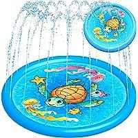 Inflatable Splash Pad Sprinkler for Kids