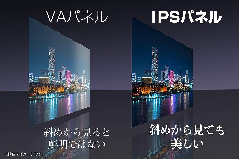 液晶テレビ VA方式とIPS方式