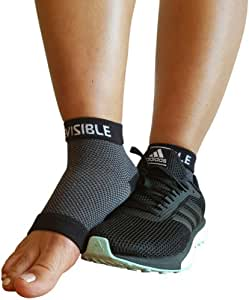 Bevisible Sports Plantar Fasciitis Sock - Compression Socks Foot Care Sleeves - Best For Heel , Arch & Ankle Brace Support - Boosts Circulation , Eases Swellings , Provides Relief & Aids Faster Recovery - 1 Pair