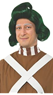 Rubies Costume Co. Mens Willy Wonka & The Chocolate Factory Oompa ...