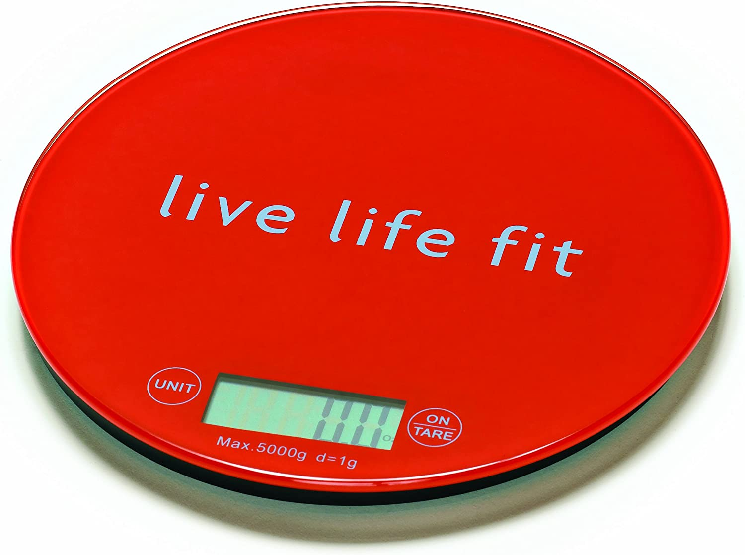 Fitlosophy Digital Kitchen Food Scale for Portion Control