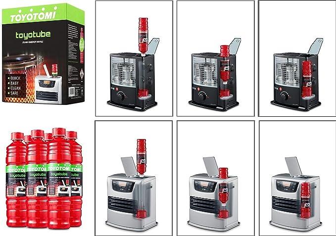 Zibro LC-30 Estufa de combustible electrónica, 3.00 kW, Plata, 48 m cuadros: Amazon.es: Bricolaje y herramientas