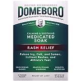 Domeboro Medicated Soak Rash Relief, 12 Powder