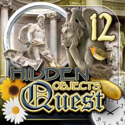 Hidden Objects Quest 12: Town ()