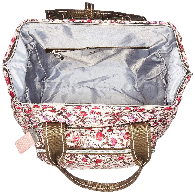 15.0x36.0x26.5 cm Oilily Damen Groovy Diaperbackpack Mvz Tote