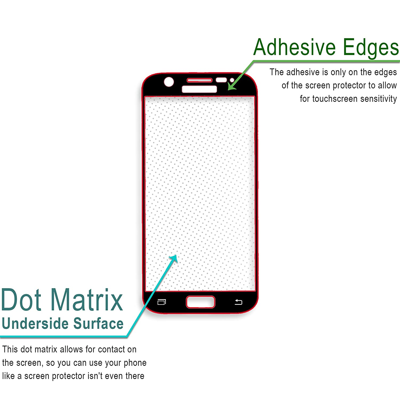 Amazon: Galaxy S7 Screen Protector Glass (full Screen Coverage), Amfilm  Byebyebubble Samsung Galaxy S7 Tempered Glass Screen Protector [not S7  Edge]