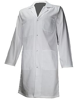 amawork PH ENFT bata blanca 100% algodón química laboratorio Medical niño College LYCEE 12 años - 14 años, blanco, PH ENFT 14A: Amazon.es: Bricolaje y ...