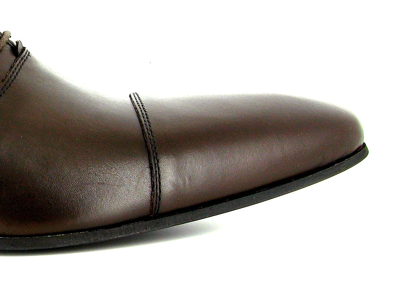 J.BRADFORD Chaussures Richelieu JB-Austin Marron: Amazon.fr: Chaussures et  Sacs