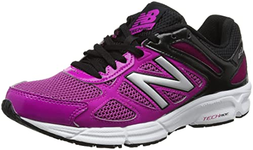 New Balance 460v1, Zapatillas Deportivas para Interior para Mujer, Rosa (Pink/Black), 36 EU