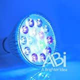 ABI Tuna Blue LED Bulb Coral Reef Optimized Spectrum PAR38