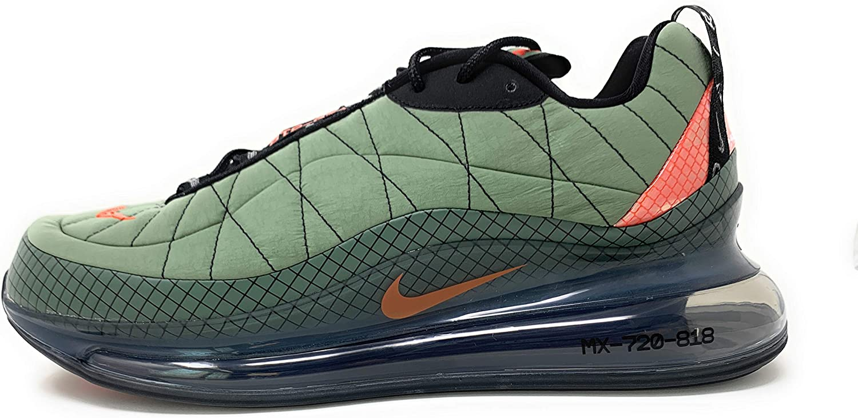 Amazon Com Nike Air Max 720 818 Mens Jade Stone Juniper Fog