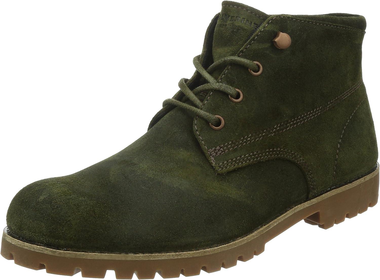 Cort WPF Leather Chukka Boot