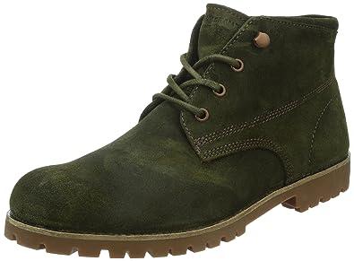 dcbc17e4e5b Wolverine Men Cort Boot, Dark Green Waterproof Leather, 14.0 M ...