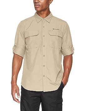 5b8449befb0 Columbia Silver Ridge II Camisa de Manga Larga