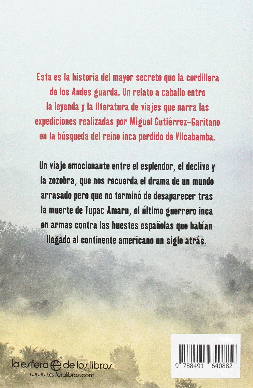 Amazon.com: Vilcabamba : el reino escondido : la historia ...