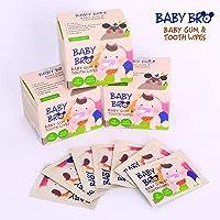 BabyBro Gum & Tooth Oral wipes