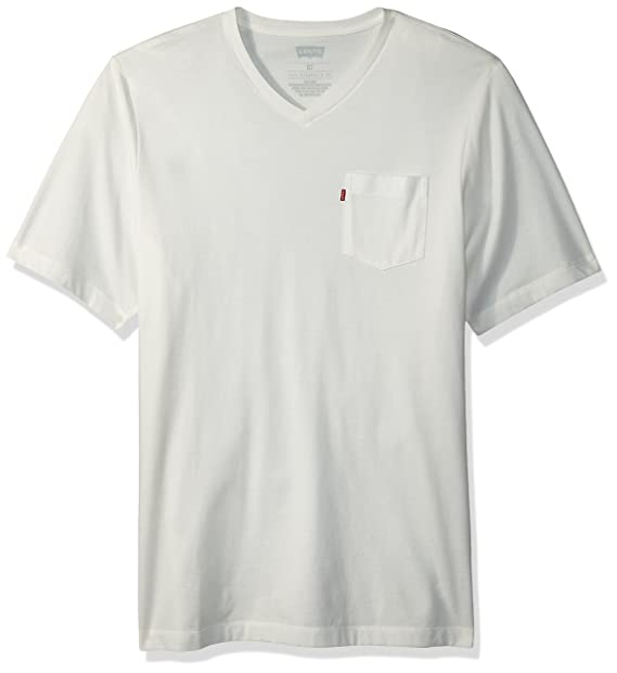 033326b17304 Levi s Men s Harper Pocket V-Neck T-Shirt