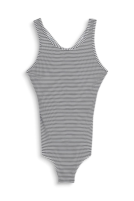 ESPRIT Costume da Bagno Bambino Bambina Basicstripe Beach Ygswimsuit