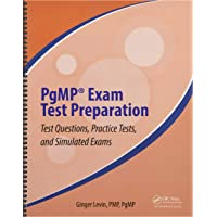 PgMP (R) Exam Test Preparation: Test Questions, Practice Tests, and Simulated Exams