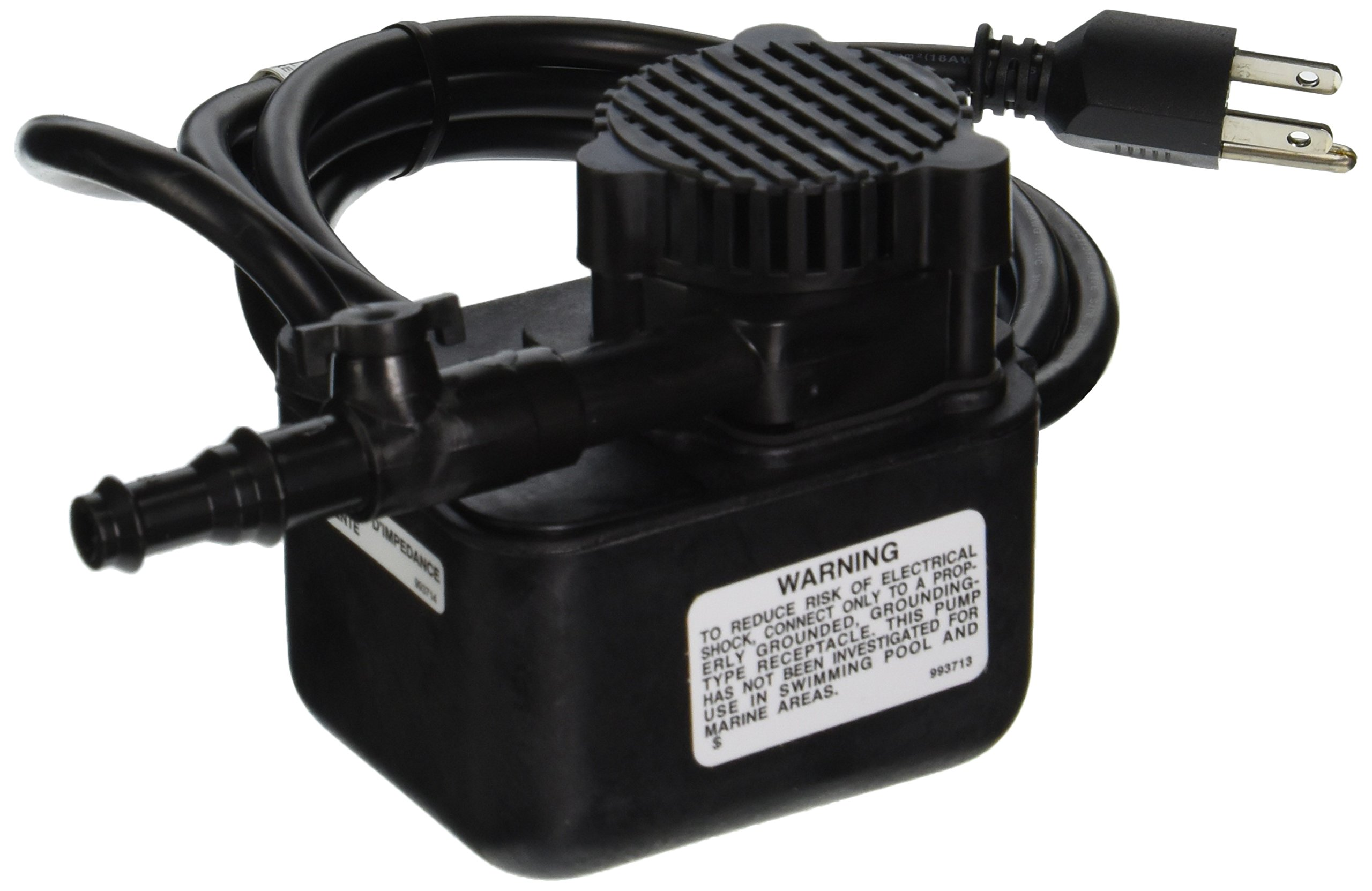 LITTLE GIANT PE-1H-PW Direct Drive 170GPH Pump 6-Feet Cord Pond