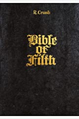 R. Crumb: Bible of Filth Leather Bound
