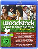 BD * BD Woodstock - 3 Days of Peace and Music [Blu-ray] [Import anglais]