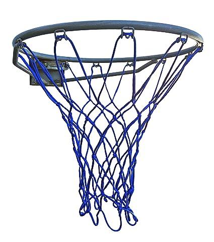 Amazon.com  CSI Cannon Sports Nylon Basketball Net - Blue  Sports ... 59b03e596a132