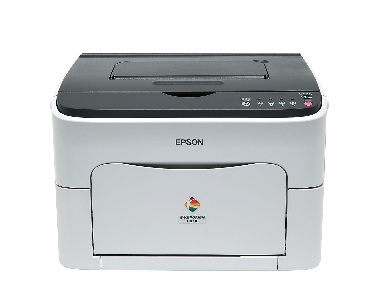 Epson Aculaser C1600 - Impresora láser (Laser, Color, 600 x 1200 ...