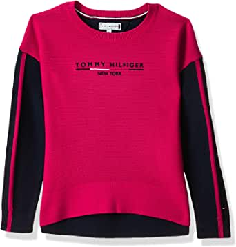 Tommy Hilfiger Text Colorblock
