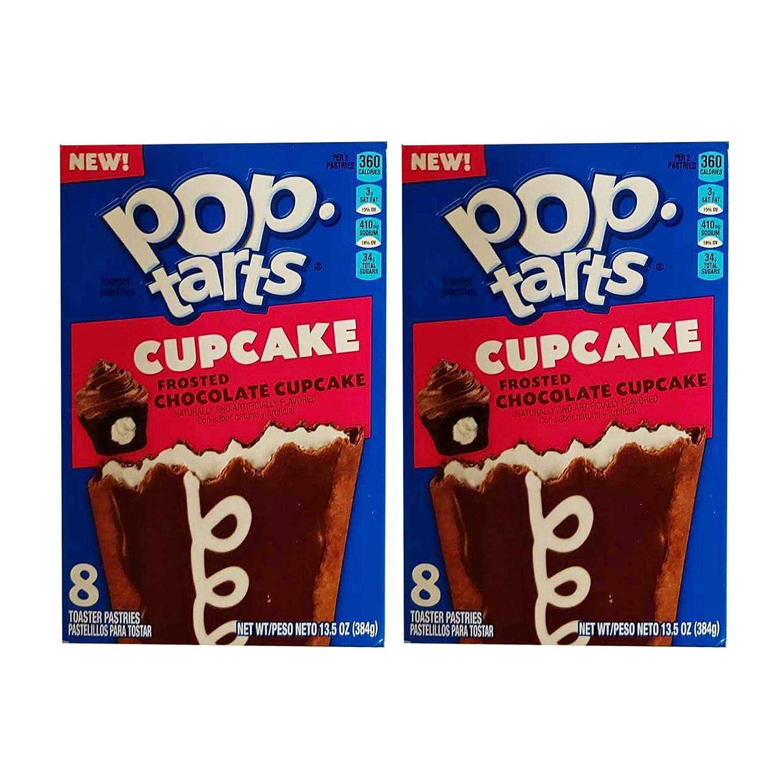 Amazon.com: Pop-Tarts Cupcake, Breakfast Toaster Pastries ...