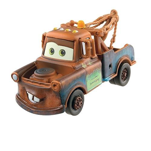 Cars Disney 3-Vehicule Martin, FJH92