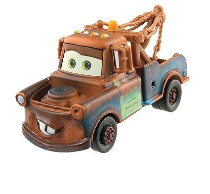 amazon com disney pixar cars 3 mater die cast vehicle toys games