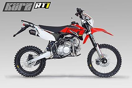 Kurz RT1 150 Enduro Pit Bike Dirt Bike: Amazon.es: Deportes y aire ...
