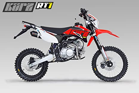 Kurz RT1 150 Enduro Pit Bike Dirt Bike: Amazon.es: Deportes y aire ...