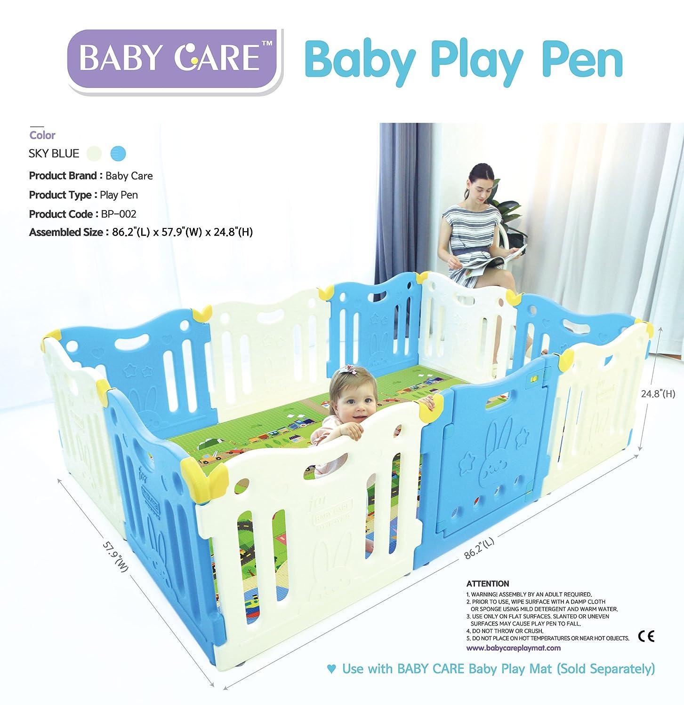 Grey Baby Care Funzone Play Pen