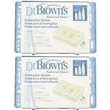 Amazon Price History for:Dr. Brown`s Standard Dishwashing Basket, Polypropylene - 2 Count