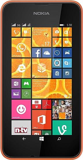 Nokia Lumia 530 - Smartphone libre Windows Phone (pantalla 4 ...