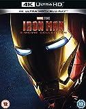 アイアンマン 4K トリロジーBOX [4K UHD+Blu-ray リージョンフリー ※アイアンマン2・3の4K UHDのみ日本語有り](輸入版) -Iron Man 4K UHD Trilogy-
