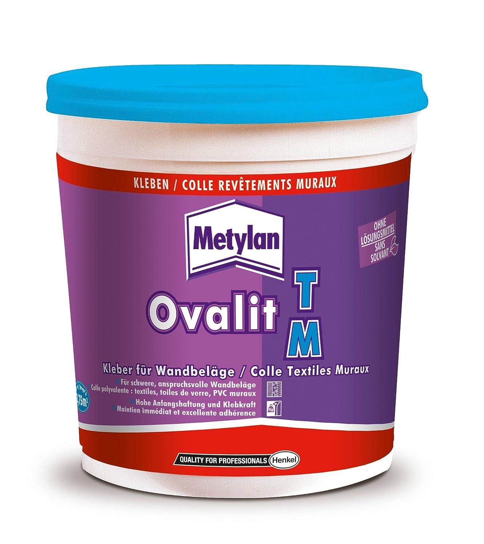 Metylan 44568  Ovalit T Wandbelagskleber/ Kleisterzusatz 750 g Henkel