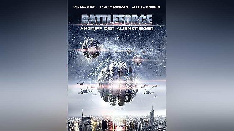 Battleforce - Angriff der Alienkrieger [dt./OV]