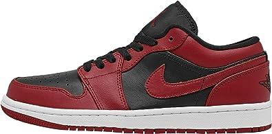 Nike Air Jordan 1 Low (553558-606) Reverse Bred Size