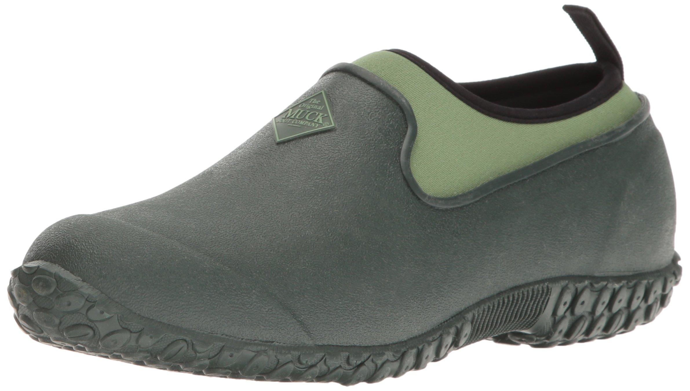 Muckster ll Women's Rubber Garden Shoes,Green,8M US by Muck Boot
