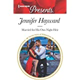 Married for His One-Night Heir: A Secret Baby Romance (Secret Heirs of Billionaires Book 3) (English Edition)
