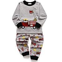 Tarkis Jungen Pyjama Schlafanzüge Lange Zweiteiliger Schlafanzug 1-6 Jahre