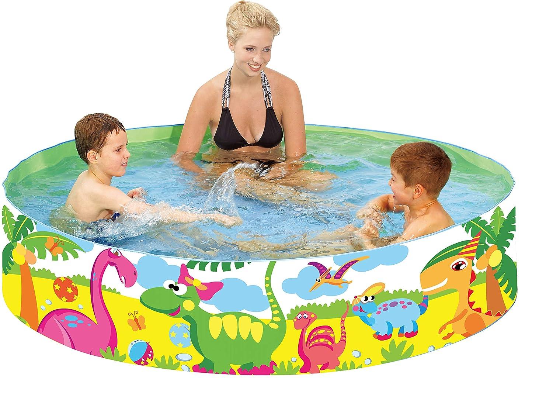 Amazon.com: Taylor Toy Snapset Piscina para niños | Piscina ...