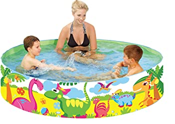 Kids Stuff Rigid Wall Baby Kiddie Pool