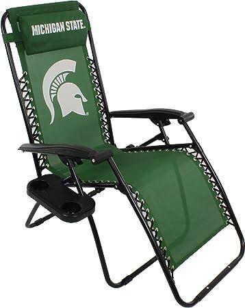 college covers michigan state spartans zero gravity chair - Zero Gravity Chair