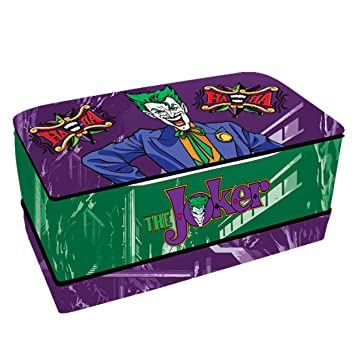 Amazon.com: Warner Brothers Joker Classic villano de dibujos ...